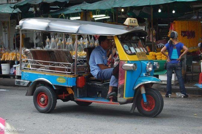 Bangkok-Tuc-Tuc
