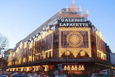 grandi-magazzini-lafayette-parigi