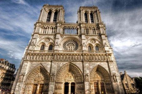 Notre-Dame-bezienswaardigehden