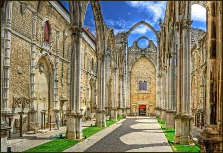 igreja-convento-do-carmo-lisboa